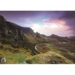 Puzzle   Trotternish Ridge, Schottland