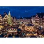 Puzzle   Weihnachtsmarkt in Frankfurt