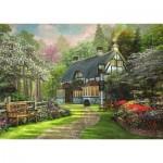 Puzzle  King-Puzzle-05356 Dominic Davison: Cottage Pub