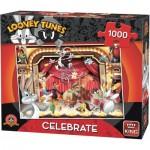Puzzle  King-Puzzle-05598 Looney Tunes - Celebrate