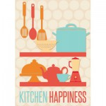 Puzzle  KS-Games-11350 Kitchen Happiness