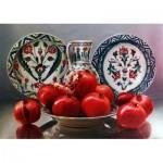 Puzzle  KS-Games-11382 Porcelain and Pomegranates
