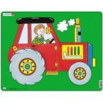 Larsen-NM3 Rahmenpuzzle - Traktor