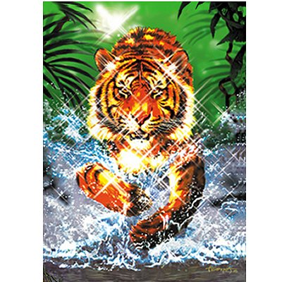 tiger puzzle 1000 teile