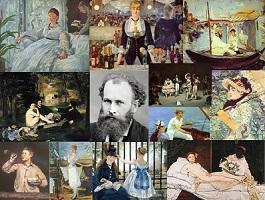Puzzle Manet Édouard