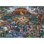 Puzzle  Master-Pieces-71178 Die Arche Noah