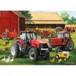 Puzzle  Master-Pieces-71328 Die Erbschaft der Farm