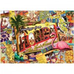 Puzzle  Master-Pieces-71360 Florida