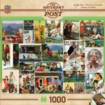 Puzzle  Master-Pieces-71624 Norman Rockwell - Saturday Evening Post