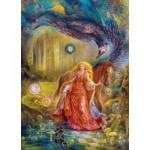 Puzzle  Master-Pieces-71649 Kinuko Craft Tin - Daughter Of Exile