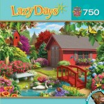 Puzzle   Alan Giana - Lazy Days - Over the Bridge