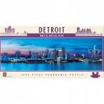 Puzzle   Detroit, Michigan