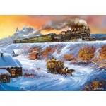 Puzzle   Railways - Coyote Special