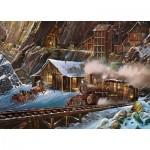 Puzzle   Railways - When Gold Ran The Rails