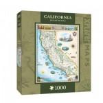 Puzzle   Xplorer Maps - California