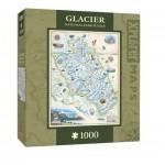 Puzzle   Xplorer Maps - Glacier