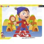 Nathan-86063 Rahmenpuzzle - Oui-Oui