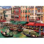 Puzzle  Cobble-Hill-50705 Italien: Urlaub in Venedig