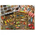 Puzzle  Cobble-Hill-51685 Fishing Lures