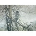 Puzzle  Cobble-Hill-51769 Robert Bateman: Der Geist des Nordens