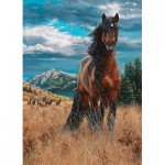 Puzzle  Cobble-Hill-51812 Kim Penner - Freedom