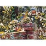 Puzzle  Cobble-Hill-51845 Jay Kemp: Backyard Blues