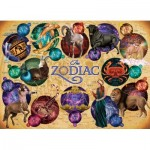 Puzzle  Cobble-Hill-51853 Ashley Davis: The Zodiac