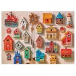 Puzzle  Cobble-Hill-51867 Cuckoo and Friends