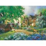 Puzzle  Cobble-Hill-54332 XXL Teile - Douglas Laird - Old Coach Inn