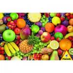 Puzzle  Piatnik-5370 5 Früchte