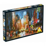 Puzzle  Piatnik-5381 Times Square, New York, USA