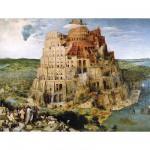 Puzzle  Piatnik-5639 Brueghel: Der Turm zu Babel