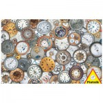 Puzzle  Piatnik-5680 Uhren