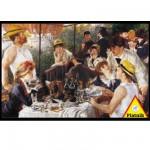 Puzzle  Piatnik-5681 Renoir: Frühstück der Ruderer