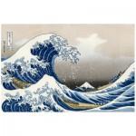 Puzzle  Piatnik-5698 Hokusai: Die grosse Welle