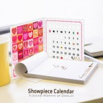 Pintoo-H1476 Puzzle-Kalender - Love