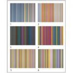 Pomegranate-PB004 Stripes by Gene Davis Block Puzzle