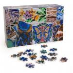Puzzle  Laie-Produccions-0415 Trencadis Mariposa