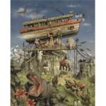 Puzzle  PuzzelMan-274 Marius van Dokkum: die Arche Noah