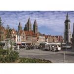 Puzzle  PuzzelMan-412 Belgien:Tournai