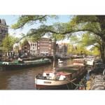 Puzzle  PuzzelMan-422 Die Niederlande: Amsterdam