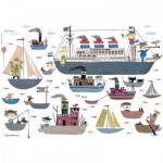 Puzzle  PuzzelMan-801 Boating