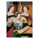 Puzzle  Puzzle-Michele-Wilson-A234-150 Das Lied des Claudin de Sermisy