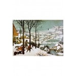 Puzzle-Michele-Wilson-A248-650 Puzzle aus handgefertigten Holzteilen - Pieter Brueghel der Ältere: Jäger im Schnee