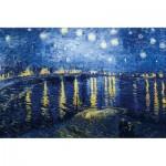 Puzzle-Michele-Wilson-A454-150 Puzzle aus handgefertigten Holzteilen - Van Gogh