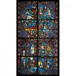 Puzzle-Michele-Wilson-A556-1200 Puzzle aus handgefertigten Holzteilen - Farbiges Glas