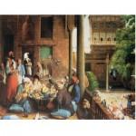 Puzzle-Michele-Wilson-A987-500 Puzzle aus handgefertigten Holzteilen - John Lewis