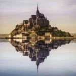 Puzzle-Michele-Wilson-Cuzzle-Z42 Holzpuzzle - Mont Saint Michel