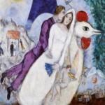 Puzzle-Michele-Wilson-Cuzzle-Z956 Puzzle aus handgefertigten Holzteilen - Marc Chagall