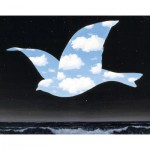 Puzzle-Michele-Wilson-W555-24 Holzpuzzle - Magritte